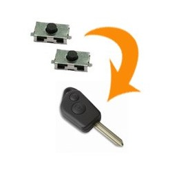 2 X Switch clé Peugeot Partner